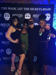 Oculto Launch Party