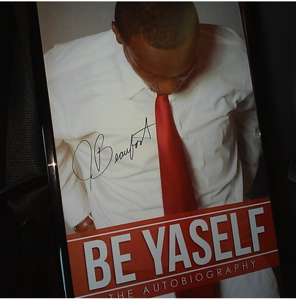 """Be Yaself"" by Justin Beaufort"