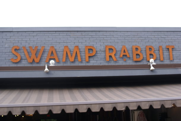 Swamp Rabbit Brewing