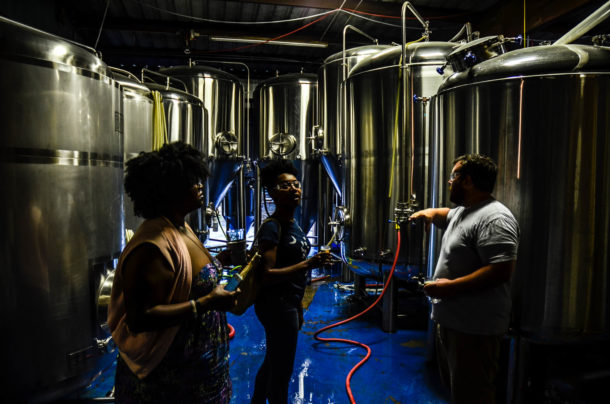 Touring the Holy City Brewery photo: Black Dave