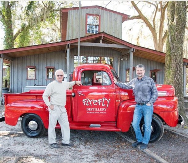 The owners Firefly, Jim and Scott